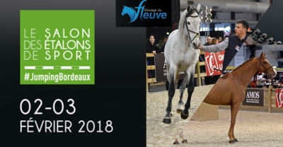 L'élevage du Fleuve vous invite au Salon des étalons de Bordeaux